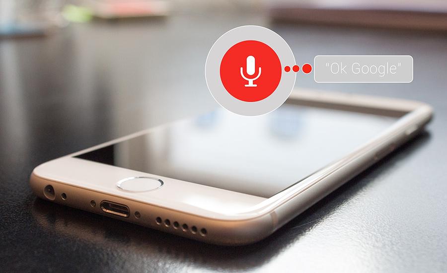 Röststyrning i smarta hem